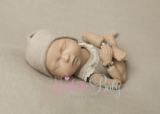 Taupe Backdrop & Vest Winkie Bundle